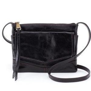 HOBO Amble Crossbody Bag Black NWT